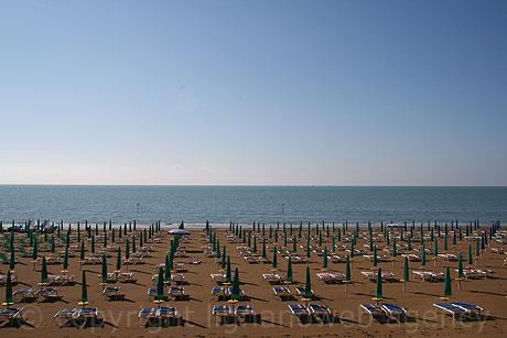 Der Strand Von Lignano Pineta