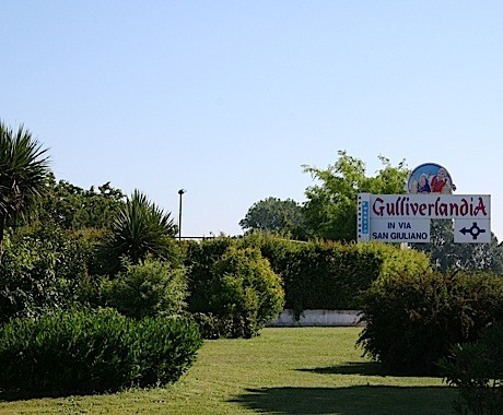 il parco Gulliverlandia Lignano