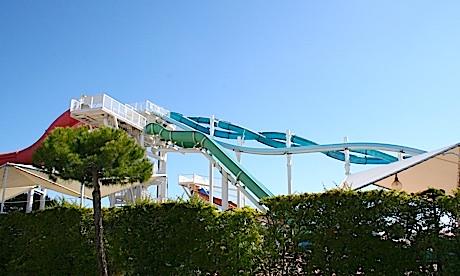 scivoli Aquasplash Lignano